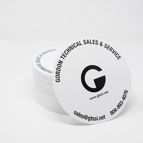 "6"" Gyratory discs from Gordon Technical Sales and Service"