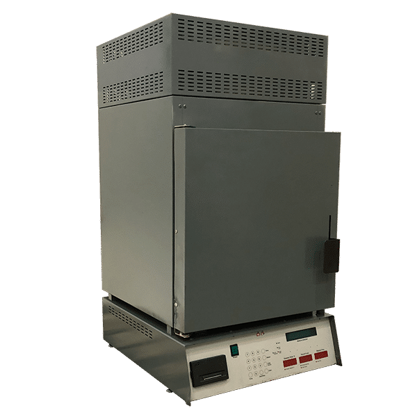 Refurbished NCAT ignition oven