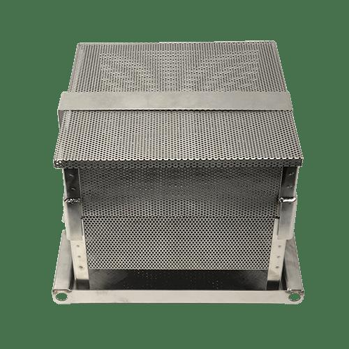 GTSSI NCAT Basket showing clamp design