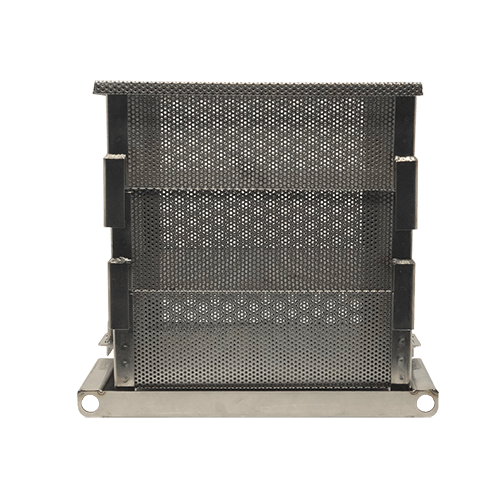 GTSSI Triple NCAT Basket for NCAT Ignition Oven